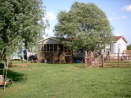 NC Mountain Home 12 acres with horse pasture near South