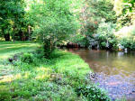 Suches, Fannin County GA 14 Acres Creekfront Mountain View Land For Sale by Owner