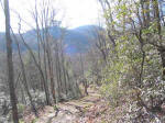 2 Acre Mountain View Building Lot, Home Site for Sale. Between Black Mountain and Lake Lure, near Asheville NC.