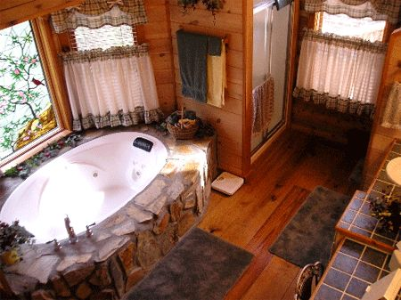 Eastern Tennessee Mountain Log Home For Sale By Owner Near