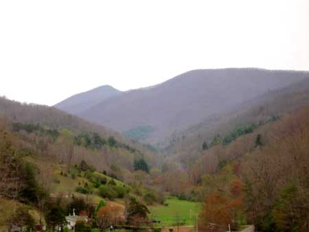 Nc Mountain View Creekfont Acreage For Sale By Owner Near Western