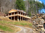 NC Smoky Mountain Farmhouse on 5 Acres for Sale by Owner near Bryson City