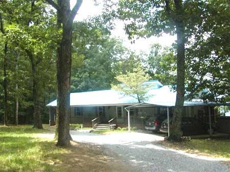 GA Mountaintop View Home with Guest House and Studio for Sale by
