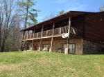 Lexington VA log home for sale by owner 1