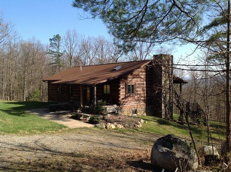 Lexington VA Log Home For Sale By Owner 5