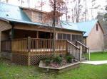 River Front Home for Sale, Ellijay GA.
