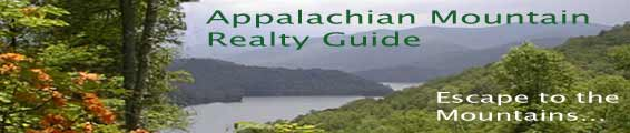 Appalachian Mountain Realty Guide - North Georgia, Western North Carolina, Tennessee, Virginia, Pennsylvania Homes and Land.