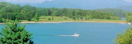 Nottely Lake Blairsville Union County Georgia -Blairsville Georgia Vacation Rental Listings. Union County GA.