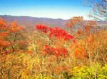 Cherokee County NC Mountain View Home Site for sale.