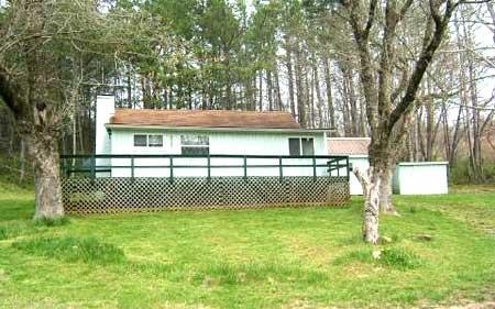 Warne NC Mountain Farm House for Sale  Clay County, North Carolina