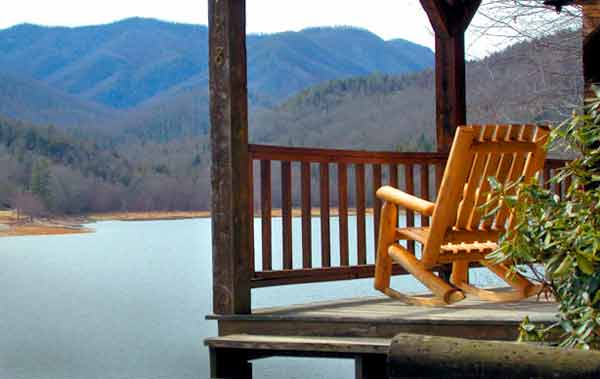 Western North Carolina Vacation House Rentals Cabin For